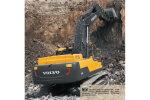 沃尔沃EC480D履带挖掘机