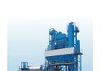 无锡华通J3000集装箱下置式沥青混合料搅拌设备