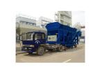无锡华通WCB-300移动式稳定土厂拌设备
