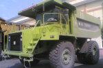 北方重工TR70煤斗型矿用自卸车