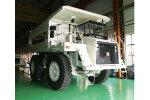 北方重工TR50C煤斗型矿用自卸车