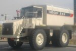 北方重工TR50WR礦用灑水車