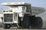 北方重工MT4400AC电传动矿用自卸车