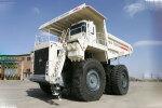 北方重工MT3600电传动矿用自卸车