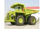 北方重工NTE150电传动矿用自卸车