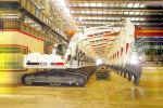 北方重工2306LC履帶挖掘機