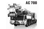 特雷克斯AC 700全路面起重机