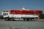 华建HDJ5340THBVO混凝土泵车