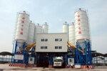 华建HZS150型混凝土搅拌站