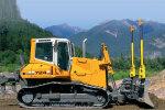 利勃海尔PR 744 Litronic履带式推土机