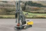利勃海尔LRB 155旋挖钻机