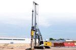 利勃海尔LRB 255旋挖钻机
