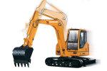 新筑XZ65-8履带挖掘机