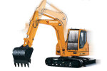 新筑XZ135-8履带挖掘机
