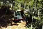 竹内TB216履带挖掘机