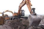 江麓机电CN225LC履带挖掘机