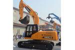 江麓機電CN230LC-6履帶挖掘機