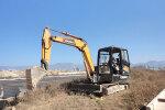 江麓机电CN450LC履带挖掘机