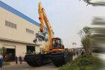 常林重科SC240SD.8履帶挖掘機