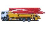 普茨迈斯特M38-4混凝土输送泵车
