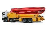 普茨迈斯特M46-5混凝土输送泵车