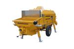 普茨迈斯特BSA 1408 E固定式混凝土泵