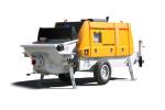 普茨迈斯特BSA 1409 D GFK混凝土拖泵