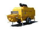 普茨迈斯特BSA 14000 SHP D混凝土拖泵