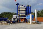 陆德筑机PMT360强制式沥青混合料搅拌设备