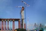 永茂建机STT553平头式塔机