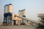加隆CLS120水泥混凝土搅拌设备