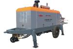 加隆CLT-80拖式混凝土输送泵