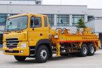 全进重工JM-2100HD混凝土泵车