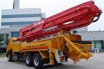 全进重工JX-M3715混凝土泵车