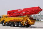 全进重工JXR43-4.16HD混凝土泵车