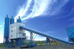 吉公HZS150水泥混凝土搅拌设备