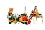南侨HLB-8移动式沥青搅拌设备