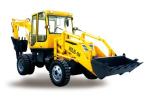愚公WZL25-10A挖掘装载机