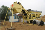 南侨YWCB300移动式稳定土搅拌设备