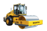 山推SR18MP-2機械振動單鋼輪壓路機
