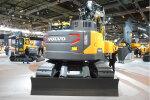 沃尔沃ECR235E履带挖掘机