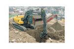 沃爾沃EC210B履帶式挖掘機