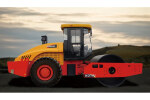 科泰KS205D全液压单钢轮振动压路机