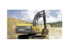 沃爾沃EC460B履帶式挖掘機