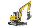威克诺森6003紧凑型挖掘机