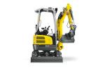 威克诺森EZ17无尾紧凑型挖掘机