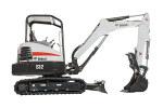 山貓E32小型挖掘機