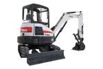 山貓E35小型挖掘機