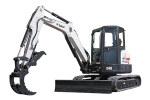 山貓E45小型挖掘機