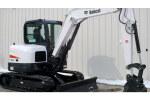 山貓E63小型挖掘機